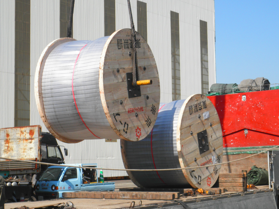 Wire for 800 tons class crane